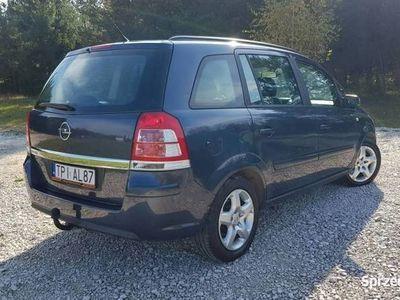 używany Opel Zafira 1.7dm3 110KM 2008r. 212 180km 1,7 CDTi 110KM climatronic 7osób SUPER STAN serwisowana LIFT