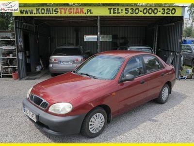 brugt Chevrolet Lanos 1.4dm 75KM 2000r. 225 000km