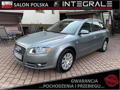 używany Audi A4 III (B7) AVANT-1WŁAŚCICIEL-2005R-2.0 8V-ASO-IGŁA-GWARANCJA!