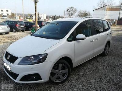 used Seat Alhambra 2dm3 140KM 2013r. 189 000km Zarejestrowany Zadbany Oryginał