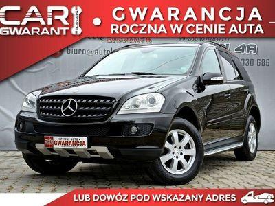 używany Mercedes ML280 3,0 CDi Raty Zamiana Gwarancja Opłacony W164 (2005-)