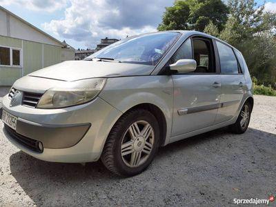używany Renault Scénic II 1.9 dci - 2004 r