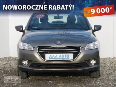 używany Peugeot 301  Salon Polska, VAT 23%, Klima, Tempomat