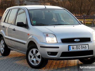 używany Ford Fusion 1, 6_Super - Utrzymany_Nowe Opony_Gwarancja__