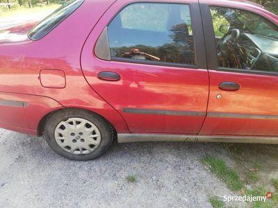 używany Fiat Albea 1.2 benzyna