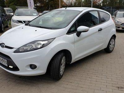 używany Ford Fiesta 1.2dm 82KM 2010r. 110 085km