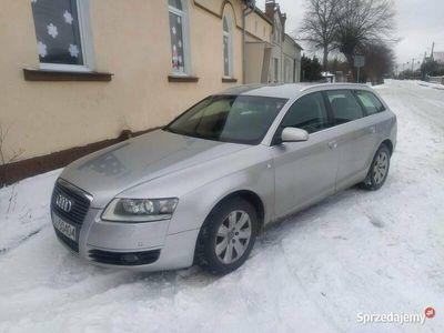 używany Audi A6 2.7 stan bardzo dobry