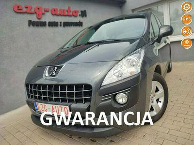 używany Peugeot 3008 bezwypadkowy bogate wyposażenie Gwarancja I (2009-2016)
