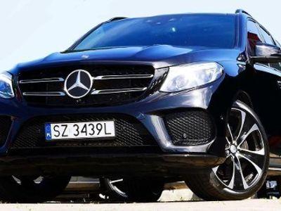 używany Mercedes GLE400 KlasaAMG Night Harman 360° AirMatic ILS Panorama, Zabrze