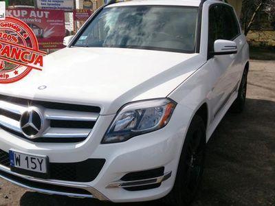 używany Mercedes GLK350 3.5dm 308KM 2013r. 135 000km