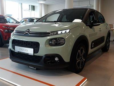 używany Citroën C3 1.2dm 82KM 2019r. 5km