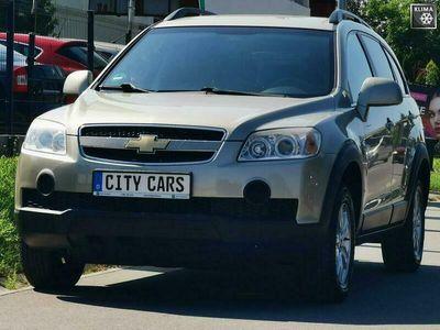 używany Chevrolet Captiva 2.0 D 150 KM 140 tys. km Klima z Niemiec I (2006-2011)