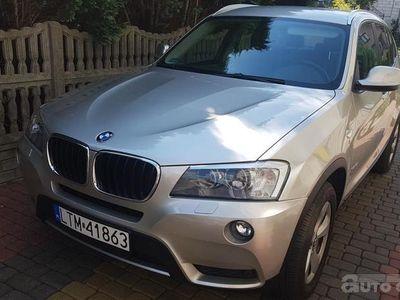 używany BMW X3 X3 X3 2013 2.0D X-DRIVE X32013 2.0D X-DRIVE