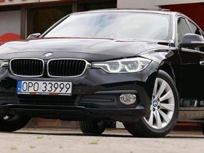 używany BMW 318 SERIA 3 d 2,0d 150 Szyber Navi Pro Skóra Full Led DVD