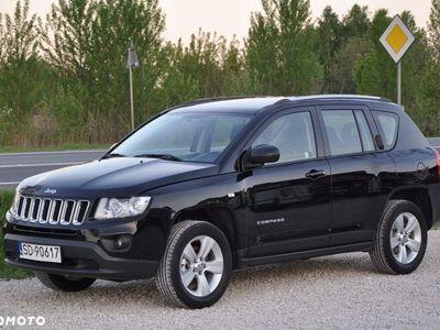 używany Jeep Compass 2.0 VVT Krajowy 100% Bezwypadkow 1.9 2.0 VVT Krajowy 100% Bezwypadkowy I właściciel Mały przebieg ręczna klima.