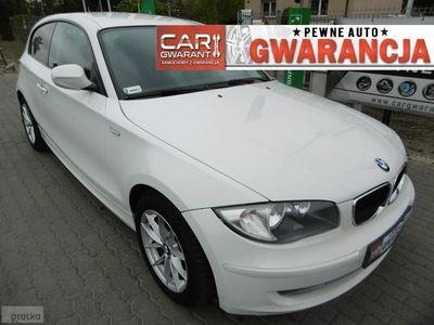 używany BMW 116 SERIA 1 d 2.0 D 116KM Gwarancja! Zarejestrowany!