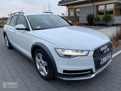używany Audi A6 IV (C7) Allroad 3,0 TDI 218 km quattro tipt. fv vat 23 %
