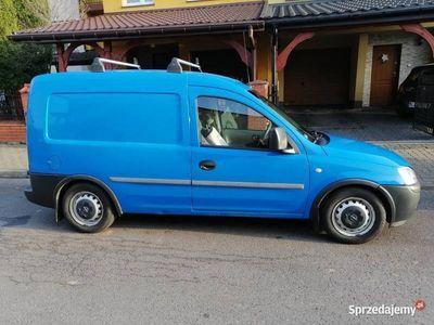 używany Opel Combo 1.7 2003 Super Stan. WARTO