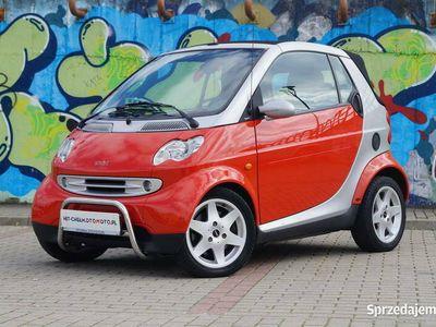 używany Smart ForTwo Cabrio automat, klima, 2kpl kół tylko 51500km