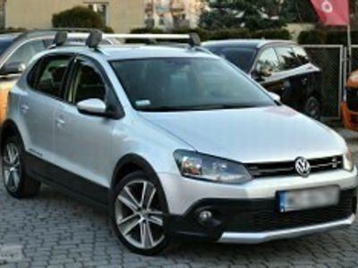 używany VW Polo Cross Polo V 1.2 TSI 105 KM Salon Polska
