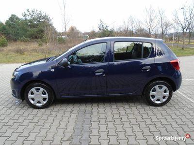 używany Dacia Sandero benzyna + gaz 100km koszt 15 zł