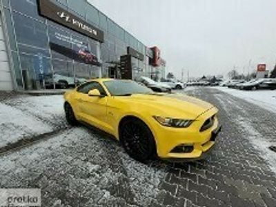 używany Ford Mustang GT VI 5.0 421KM ,Nawigacja,Skóra, Manualna Skrzynia ! Wersja Europejska