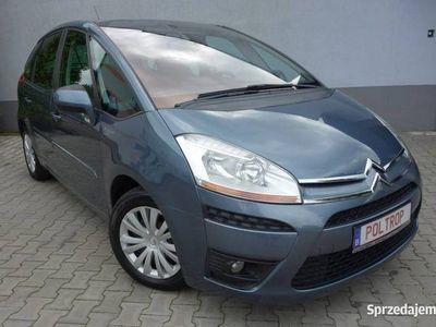 używany Citroën C4 Picasso I 1,6D Klimatronik Opłacony Bezwypadkowy Po dezynfekcji VIP Gwarancja
