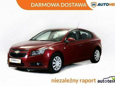 używany Chevrolet Cruze 1.8dm 140KM 2012r. 114 827km