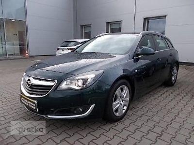 używany Opel Insignia Country Tourer 1,6CDTi (136KM) Edition+BiXenon 2017rej 38000+VAT!, Łódź