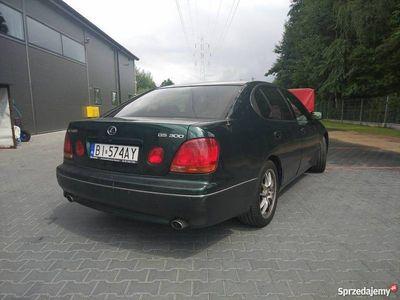 używany Lexus GS300 + LPG