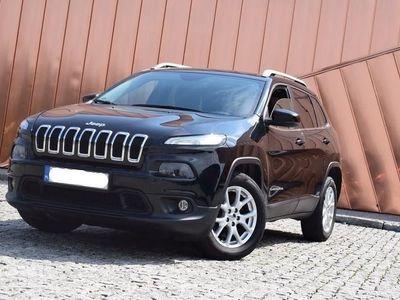 brugt Jeep Cherokee V [KL] 2.0 JTDM Skóra NAVI PDC Tempomat