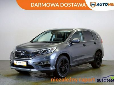 używany Honda CR-V DARMOWA DOSTAWA, 160 KM, 4x4, skóra+alkantara, navi, klima auto, xenon IV (2012-)