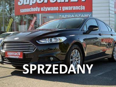 używany Ford Mondeo V 2,0 TDCI 150 KM, Salon PL, BOGATA WERSJA, FV23%, Gwaranc