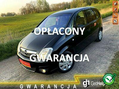 używany Opel Meriva Idealna Lift z Niemiec 1.6 benzyba Opłacona z Gwarancją Serwisowana! I (2002-2010)