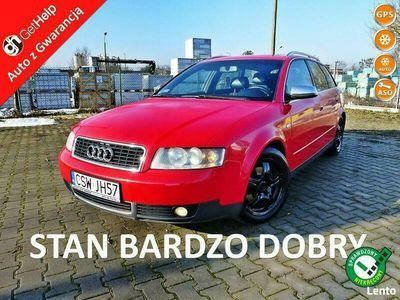 używany Audi A4 1.9 TDI*S-LINE*Climatronic*Alu*Navi*Półskóry*Zadbany*ZOBACZ!!! B6 (2000-2004)