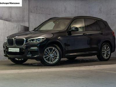 używany BMW X3 xDrive20d |Adaptacyjne Reflektory LED Live Cockpit Professional | G01 (2017-)