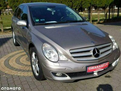 używany Mercedes R320 CDI 4-Matic