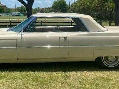 używany Cadillac Deville 1964 137 KM III (1959-1964)