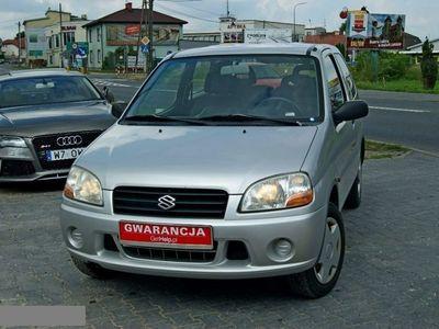 używany Suzuki Ignis 1.3dm 83KM 2003r. 207 000km