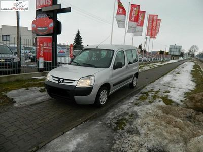 używany Peugeot Partner 1.6dm 2007r. 74 000km