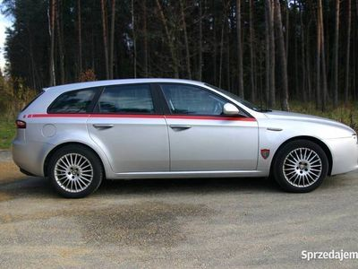 używany Alfa Romeo 159 JTDm doinwestowana sprawdzona pierwszy właś