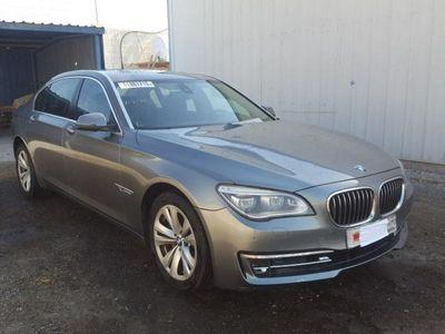używany BMW 740 3dm 315KM 2012r. 55 414km
