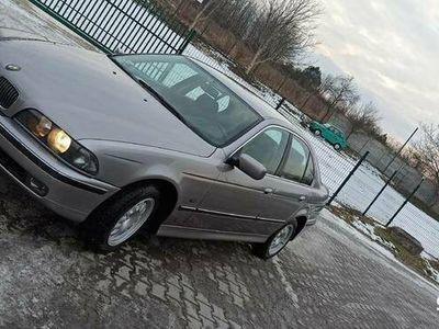 używany BMW 523 seria 5 i 2.5 benzyna 170km