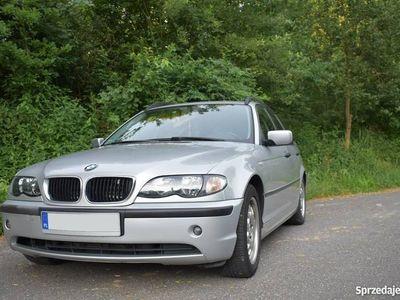 używany BMW 320 e46 d 150km 260tys przebiegu