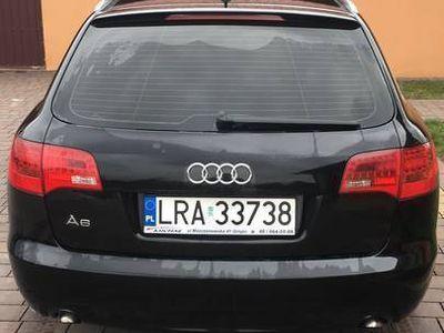 używany Audi A6 c6 2.0 TDI