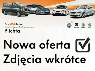 używany VW Golf Sportsvan 1.2dm 110KM 2016r. 126 744km