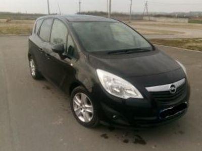 używany Opel Meriva Eco flex