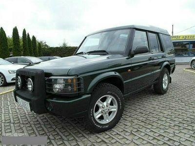 używany Land Rover Discovery 2.5dm 139KM 2003r. 201 000km