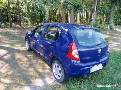 używany Dacia Sandero super okazja.!!!