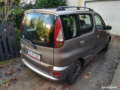 używany Toyota Yaris Verso 1,4 diesel na raty 300zł